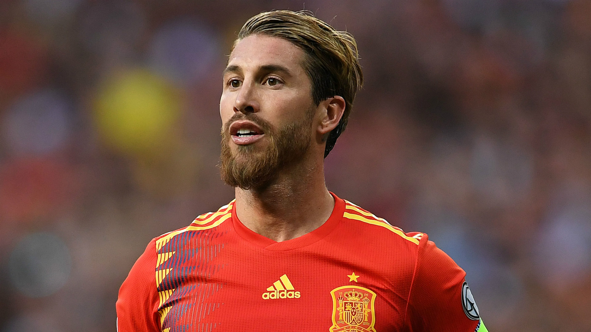 Ramos equals Casillas record with 167th appearance for Spain