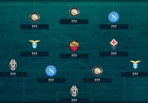 Oggi, 21 gennaio, inizia il periodo dei nati sotto il segno dell'Acquario. Chi sono i giocatori di Serie A nati da oggi al 19 febbraio? Noi li abbiamo ordinati in una formazione niente male...
