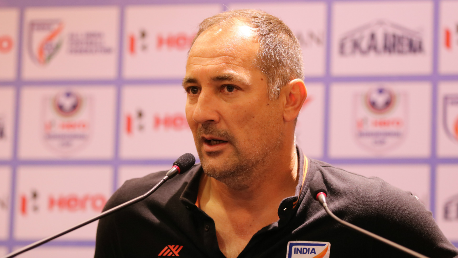 Intercontinental Cup 2019: Igor Stimac - I believe in the quality of India's young players