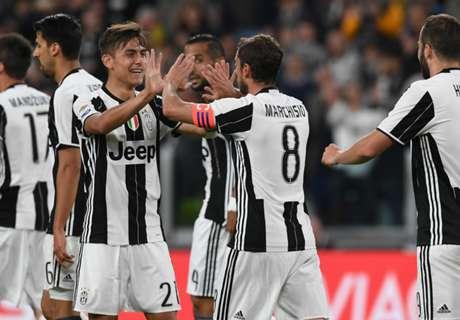 Juventus quedó a un paso del título