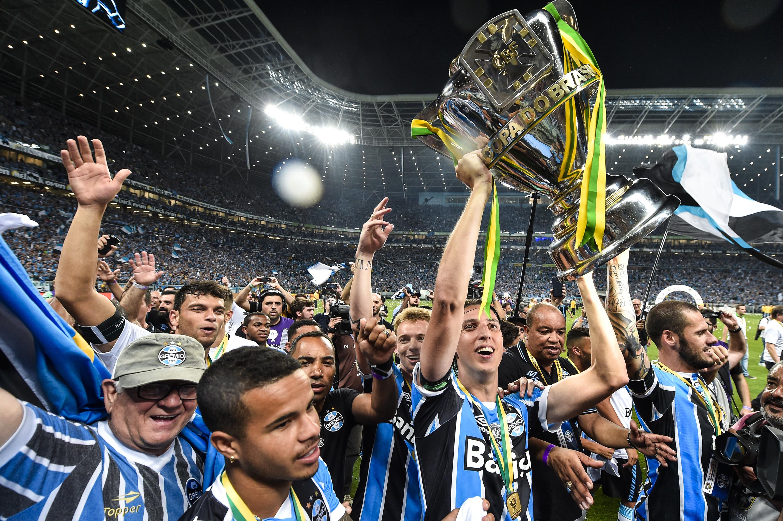 Pedro Geromel Gremio Copa do Brasil 12072016