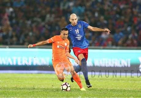 PREVIEW: JDT vs Felda, Melaka vs PKNS