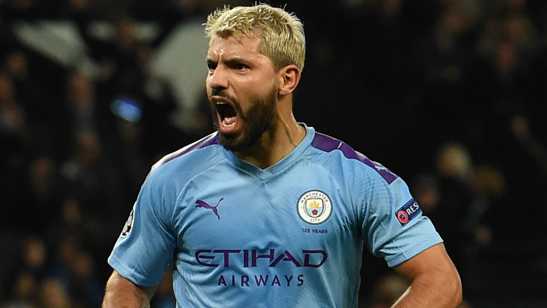 Jesus open to wing role at Man City despite having to battle more than just Aguero