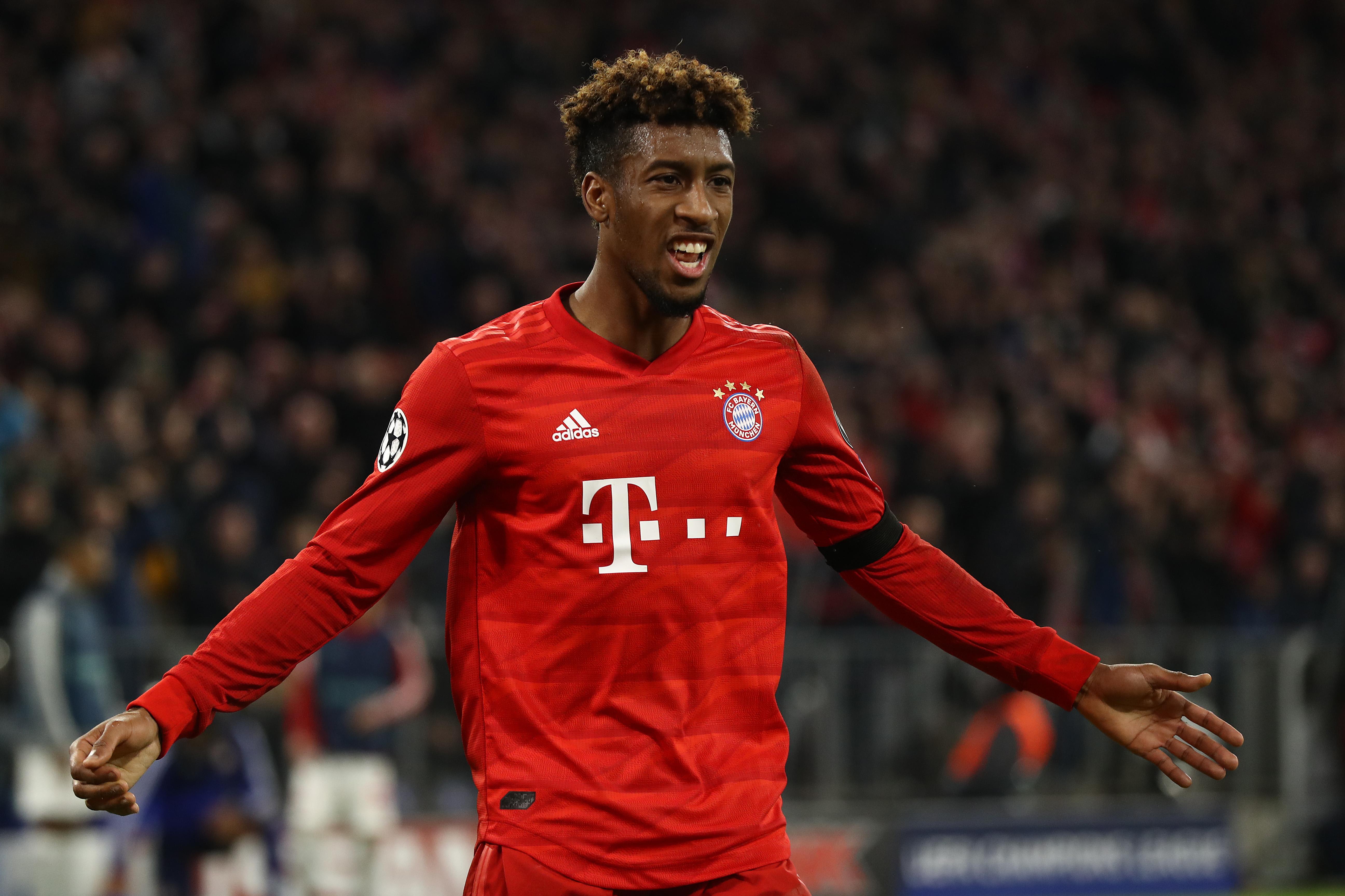 Bayern Munich - Nouvelle blessure pour Kingsley Coman, décidément maudit