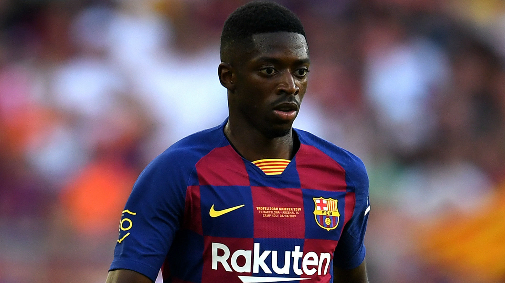 Dembele does not care if Neymar joins Barcelona, says agent