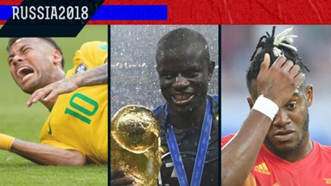 Cover Momen Lucu Unik Aneh Piala Dunia 2018 Goal Com