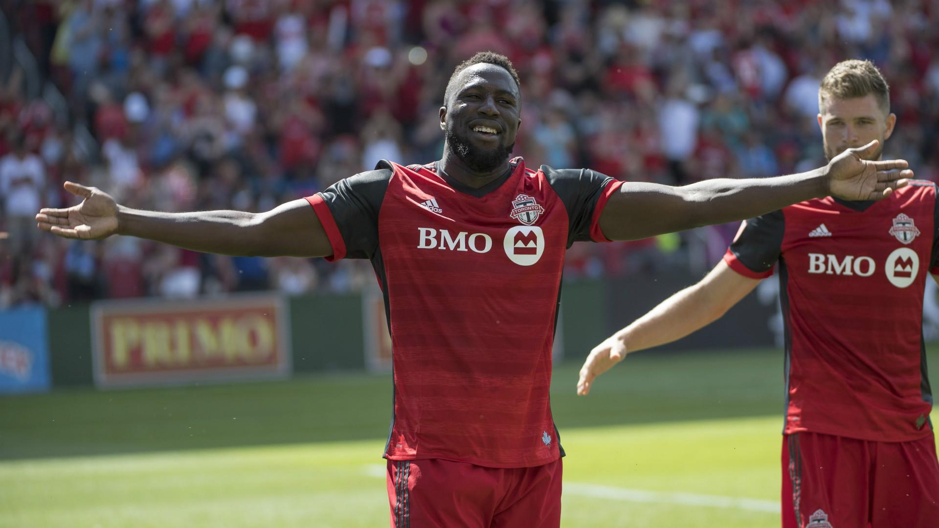 Jozy Altidore MLS Toronto FC 07302017