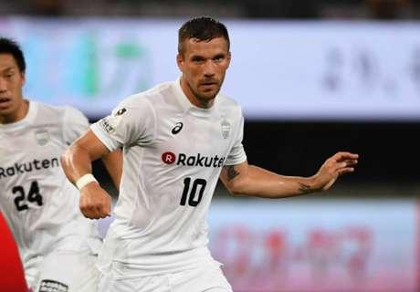 Podolski-Spiel in Japan: Alle Infos!