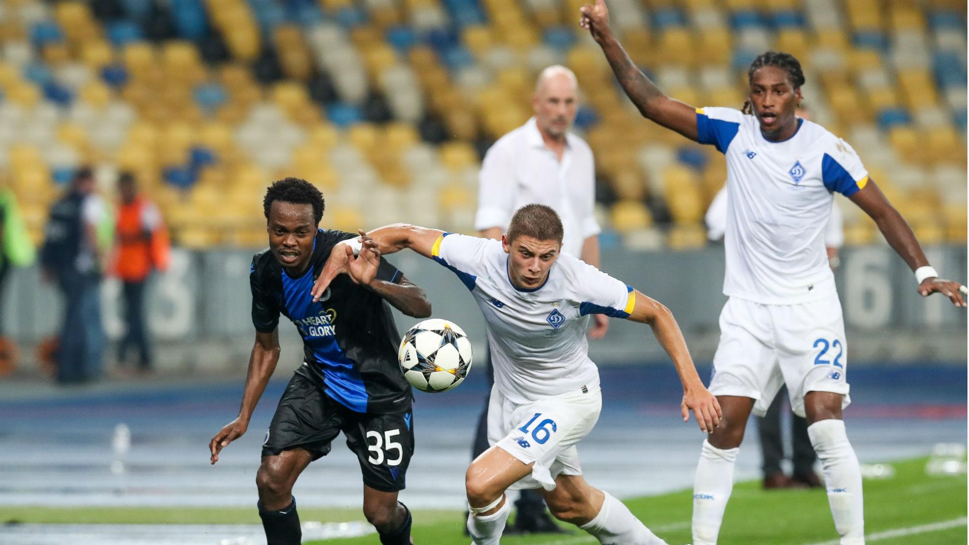 Tau grabs assist as Royal Antwerp end Club Brugge's 13-game unbeaten run