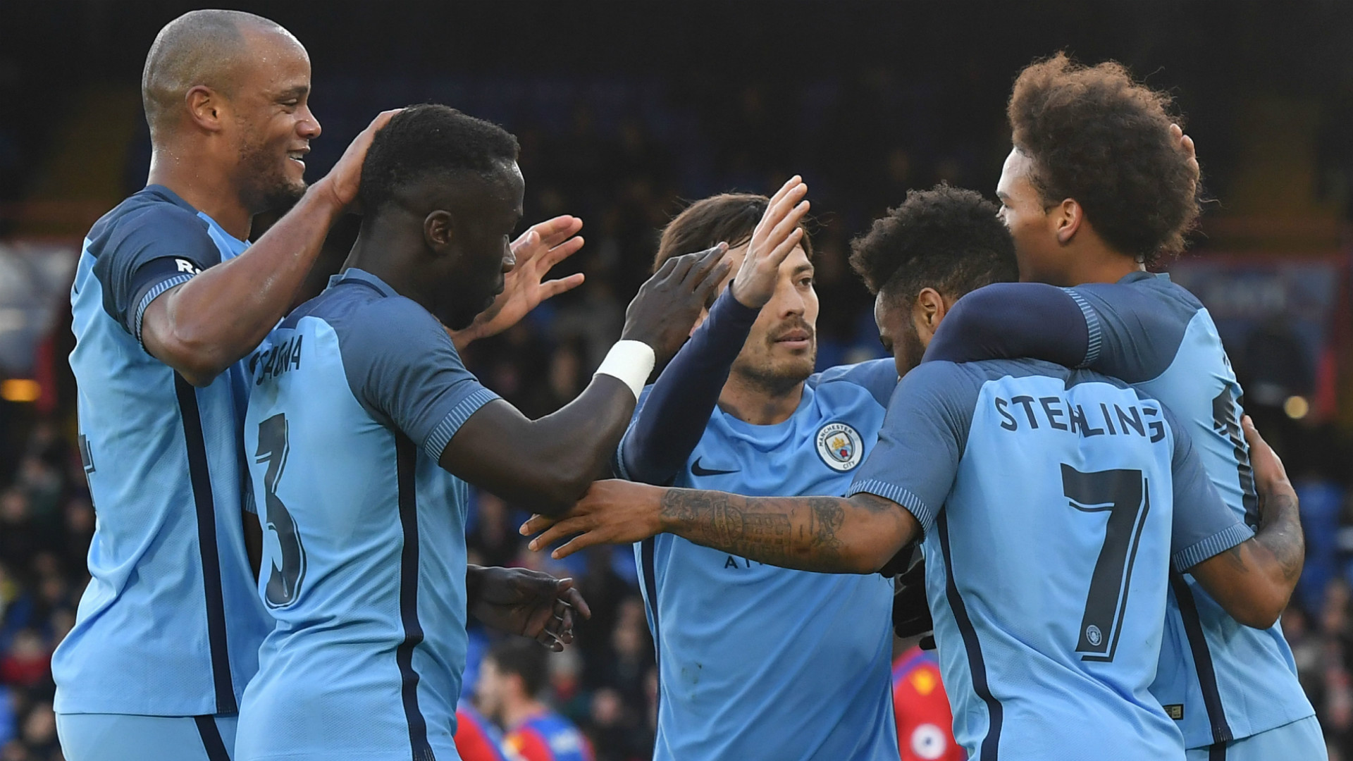 Sane, Sterling & Jesus hint at bright Man City future - if not for ...