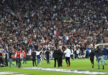 Lyon e Besiktas são suspensos pela UEFA