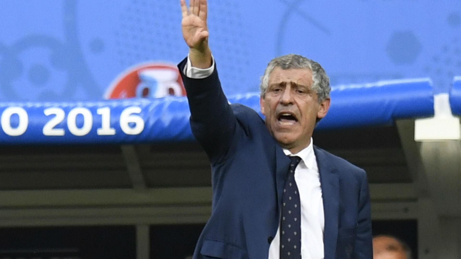 Fernando Santos Portugal France UEFA Euro 10072016