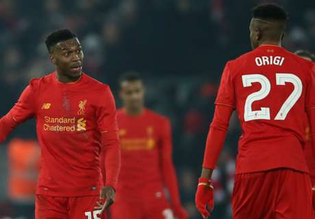 Liverpool team news & likely line-up