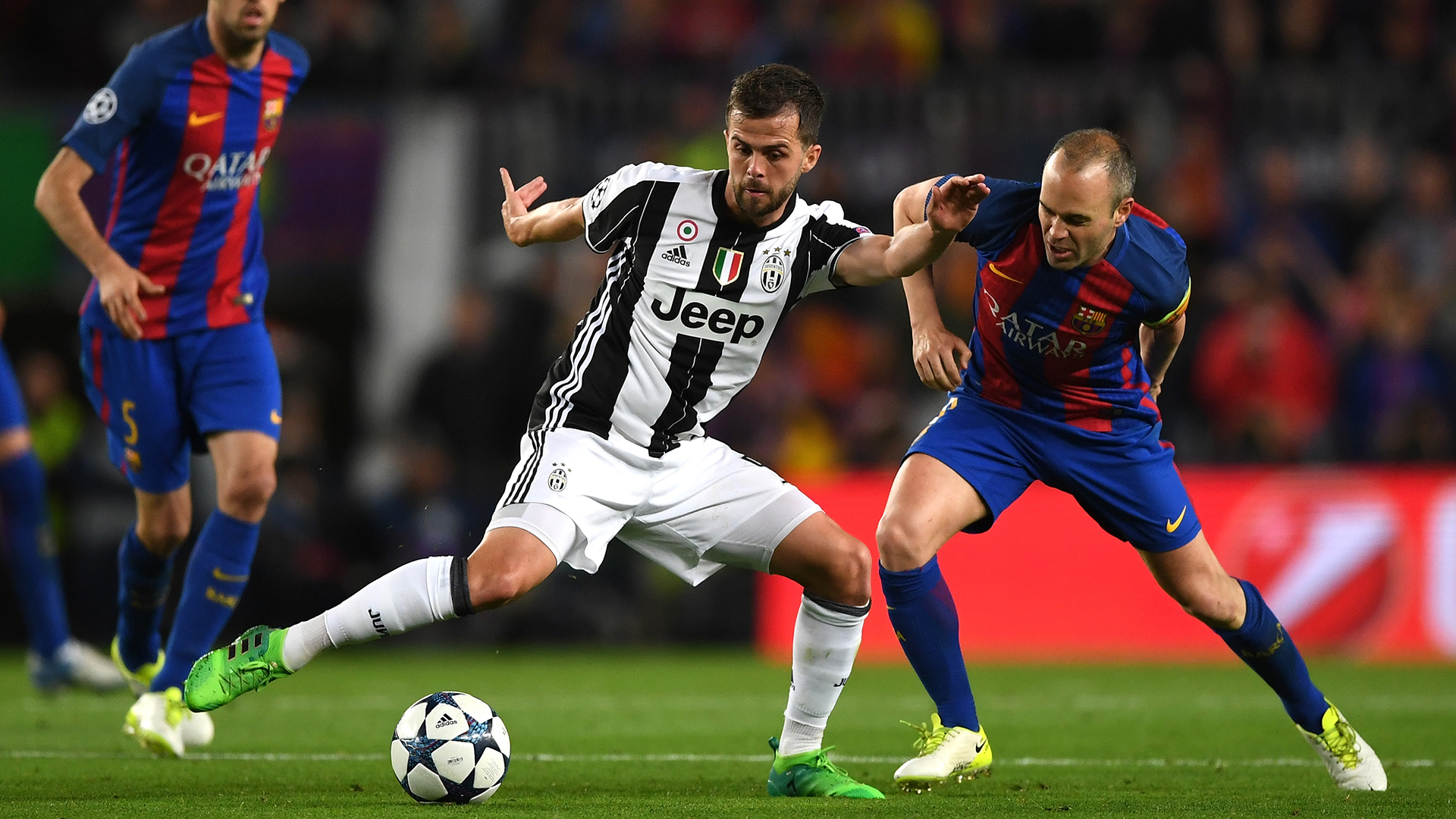 Miralem Pjanic: Juventus star wants to complete £29m ...  |Pjanic