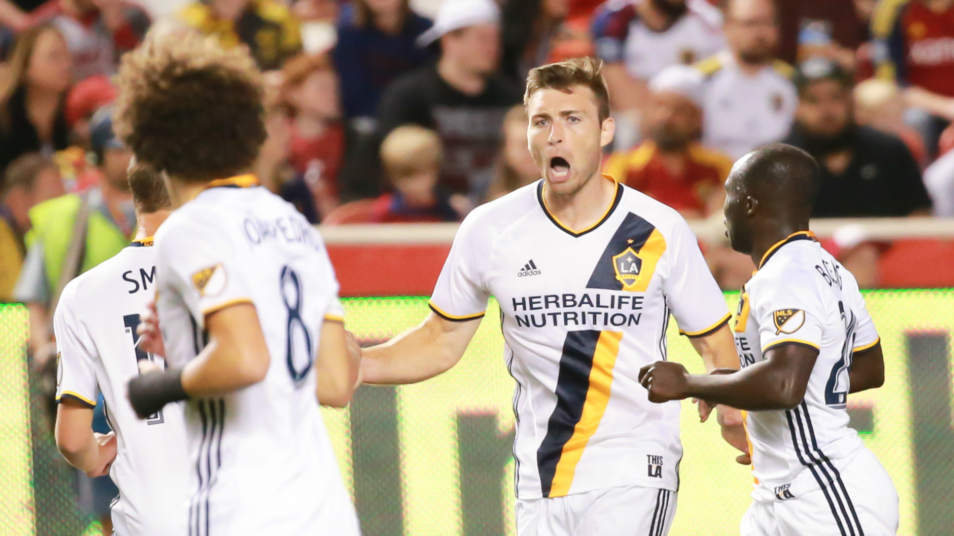 David Romney MLS LA Galaxy 03182017