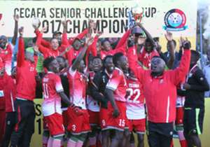 Kenya needed post match penalties to win 3-2 and claim the 2017 Cecafa Senior Challenge Cup. Keeper Patrick Matasi was the hero as he kept out three penalties to hand his team the trophy. Apart from the Posta Rangers keeper, which other players stood o...