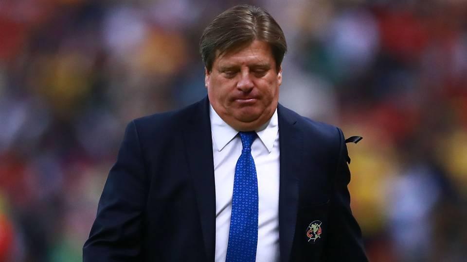 Miguel Herrera Liga MX