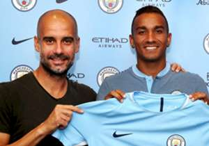 DANILO | REAL MADRID KE MANCHESTER CITY | £26,5 JUTA