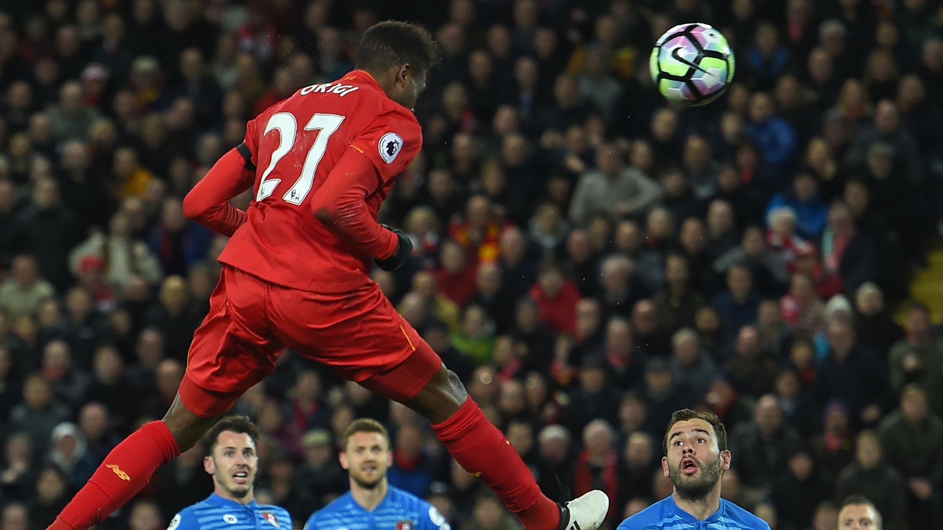 Firmino on target as Reds go 3rd
