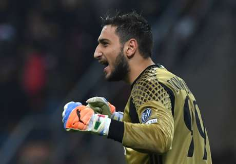 Hart: Sky the limit for Donnarumma