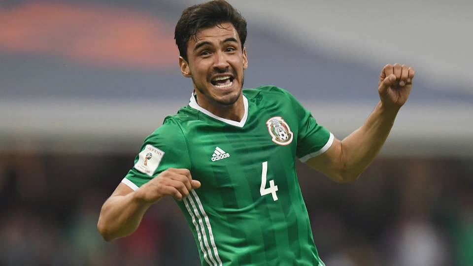 Oswaldo Alanis Mexico