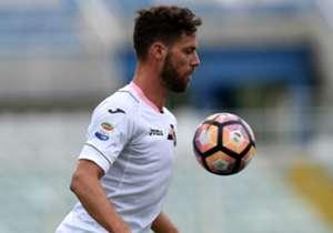 ANDREA RISPOLI (PALERMO) - Con la doppietta realizzata alla Lazio, i suoi goal sono diventati 5. Non pochi per chi lo ha preso solo per ritrovarsi un titolare in rosa.