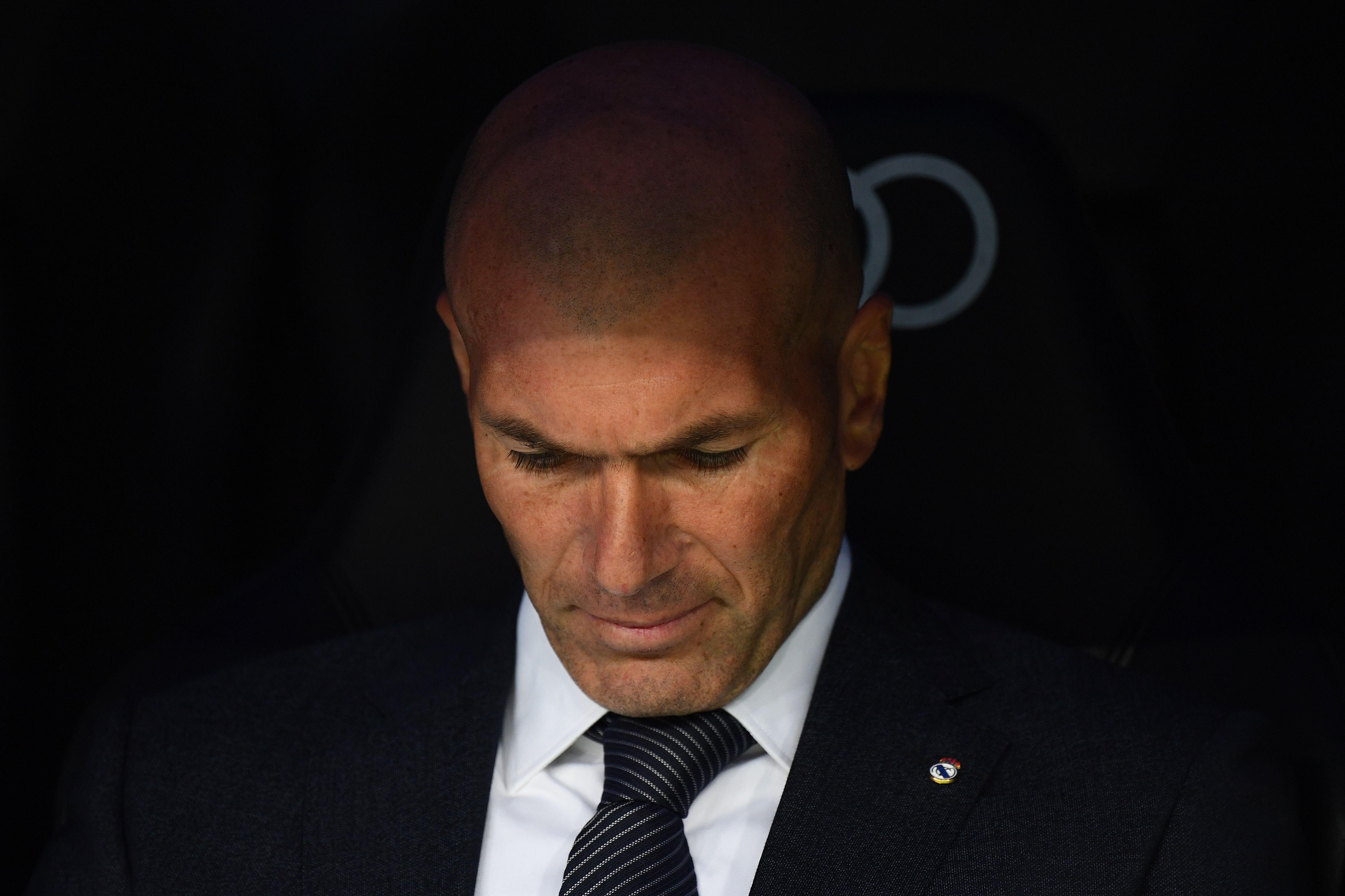 Liga - Real Madrid : Zinédine Zidane quitte le stage de préparation à Montréal