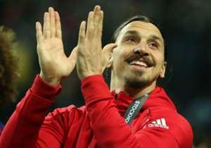 In Beeld: Zlatan, Tevez en transfervrije veteranen