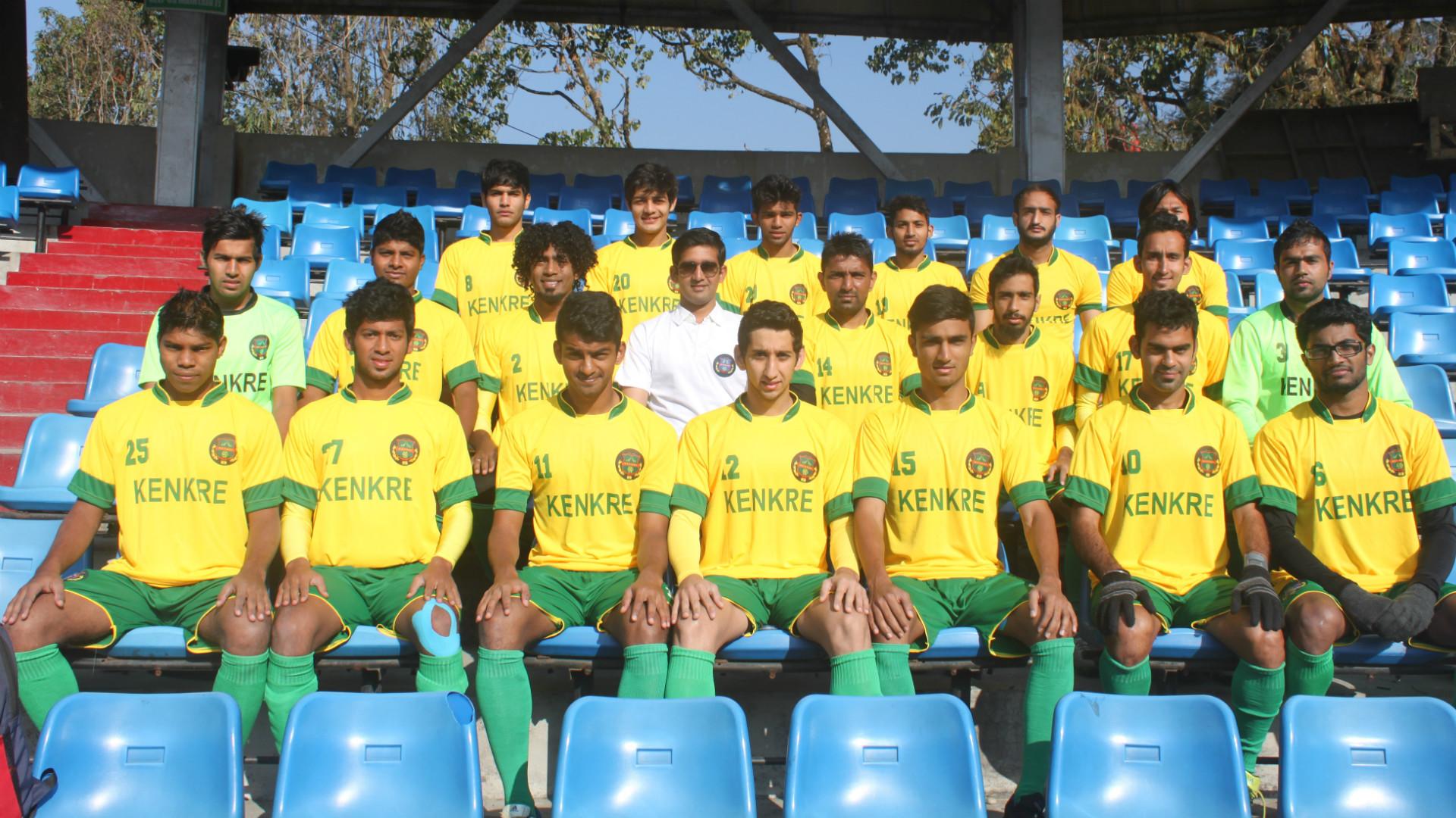 Floyd Pinto Kenkre FC 2010