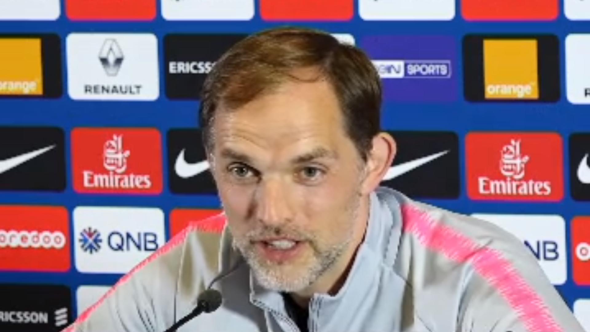 """PSG-Real Madrid, Thomas Tuchel : """"Il faut voir match après match"""""""