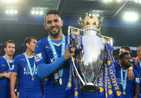Source: No Mahrez-Arsenal deal