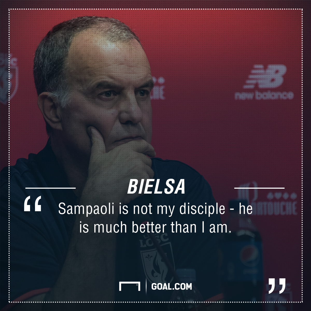 Bielsa quote