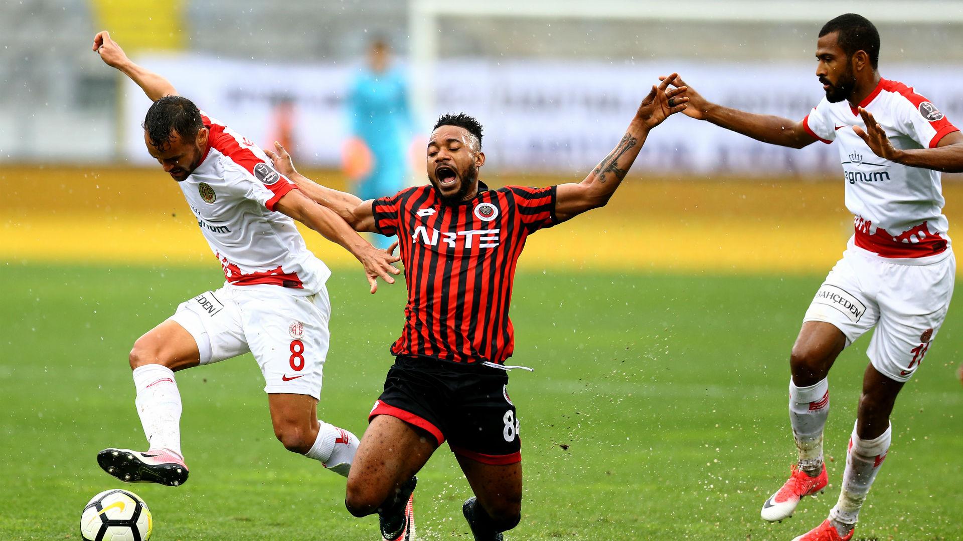 Stephane Sessegnon's goal earns Genclerbirligi first point of the season vs Trabzonspor