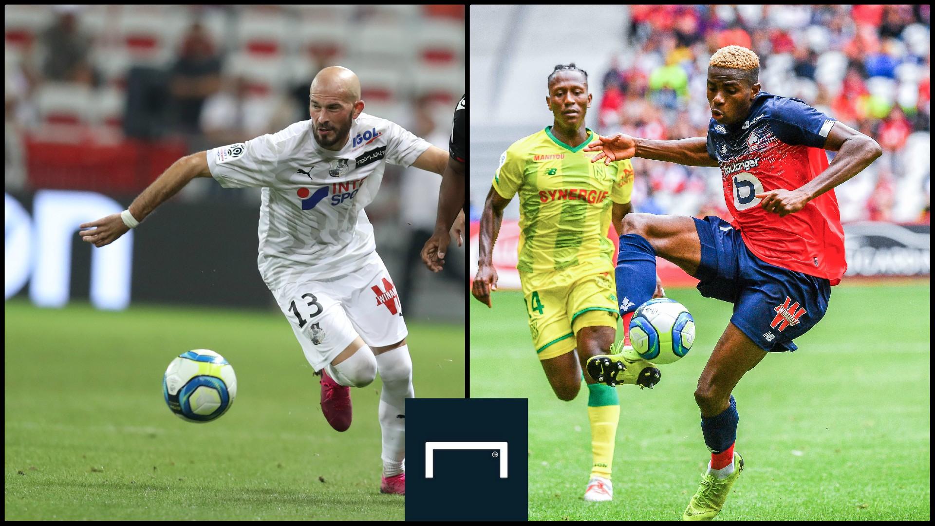 Ligue 1, 2e j. : les stats à connaître après Amiens-LOSC