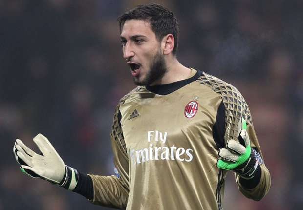 AC Milan confident of Donnarumma renewal after meeting with family