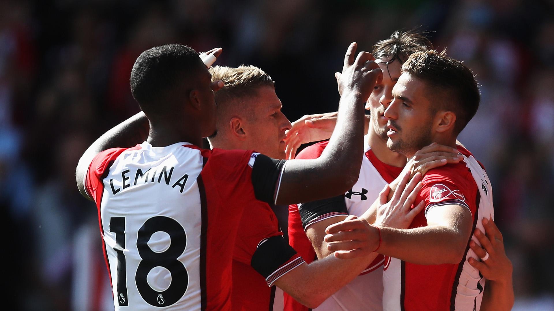 Southampton West Ham Premier League