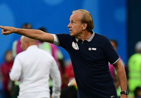 'Nothing special about Rohr' - Dosu Joesph