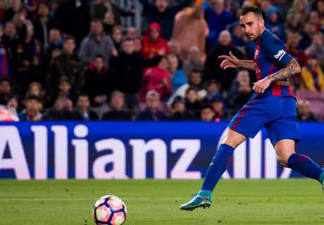 VIDEO: Alcacer veredelt Messi-Zuspiel