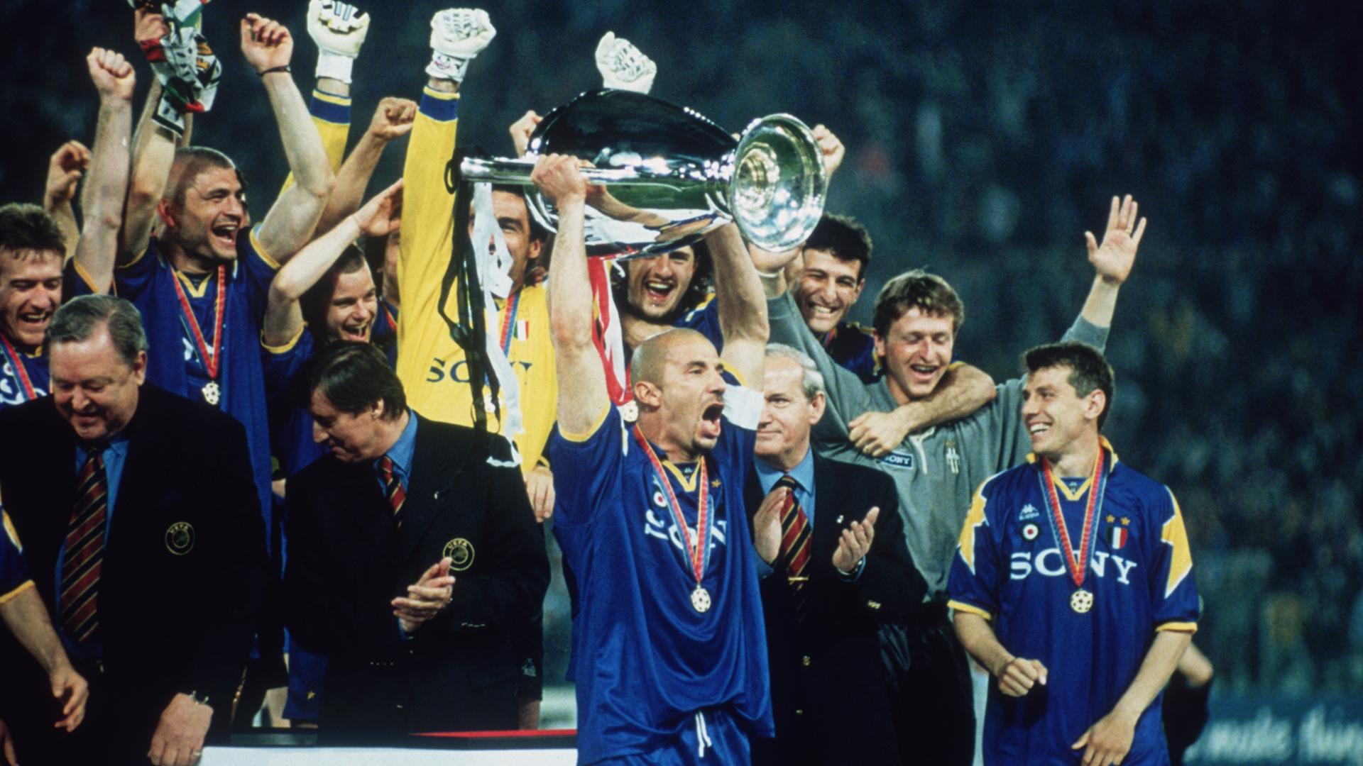 Vladimir Jugovic Juventus Champions League