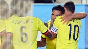 Radamel Falcao James Spain Colombia Friendly 07062017