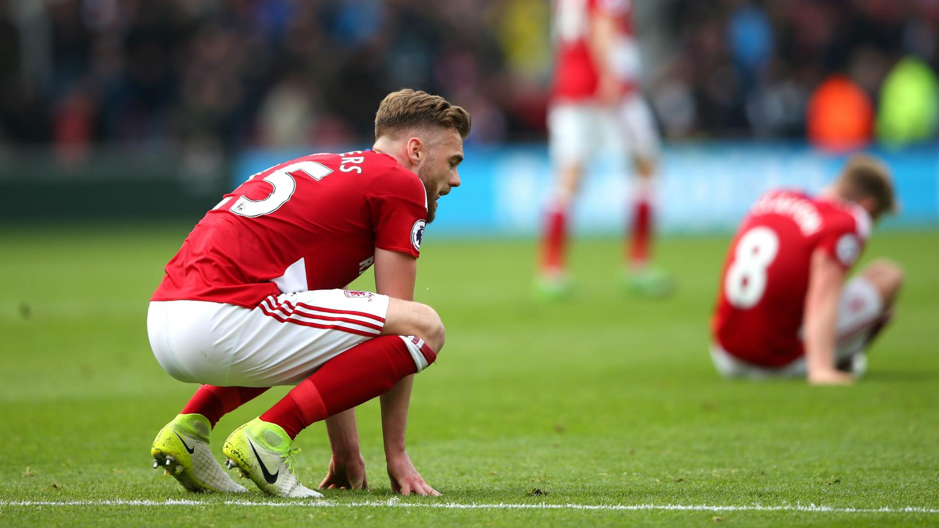 Calum Chambers Middlesbrough Premier League