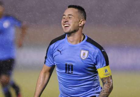 Uruguay's answer to Rooney: Amaral