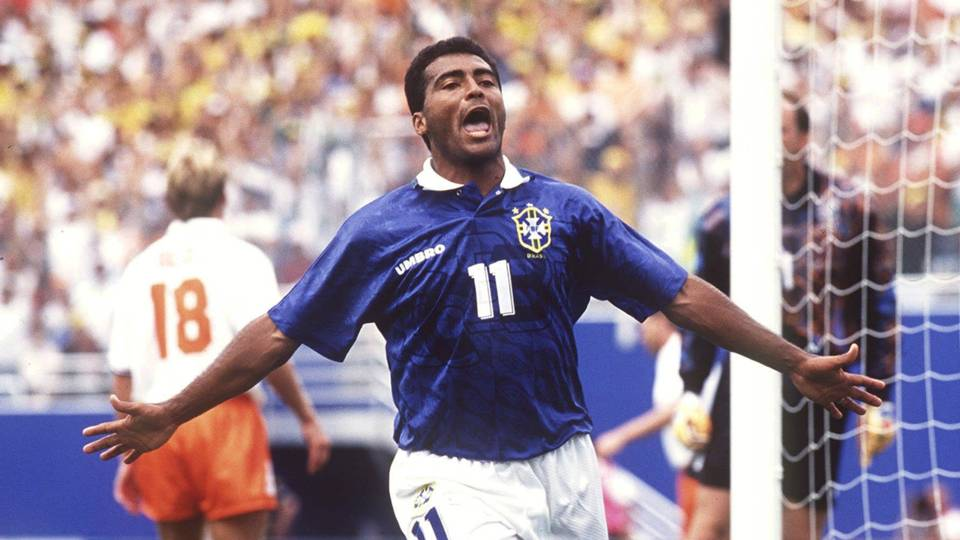 Romario, Brazil v Netherlands, World Cup 1994