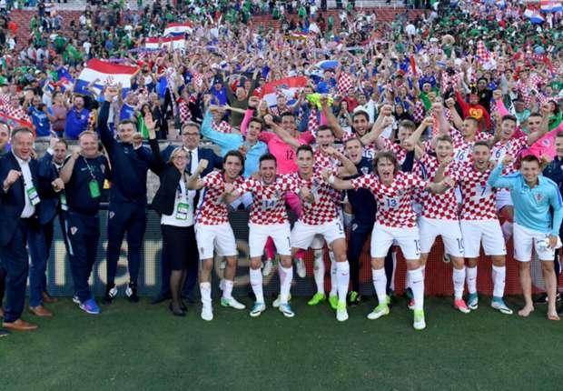 Hrvatska je pobijedila Meksiko, igrači su slavili s navijačima