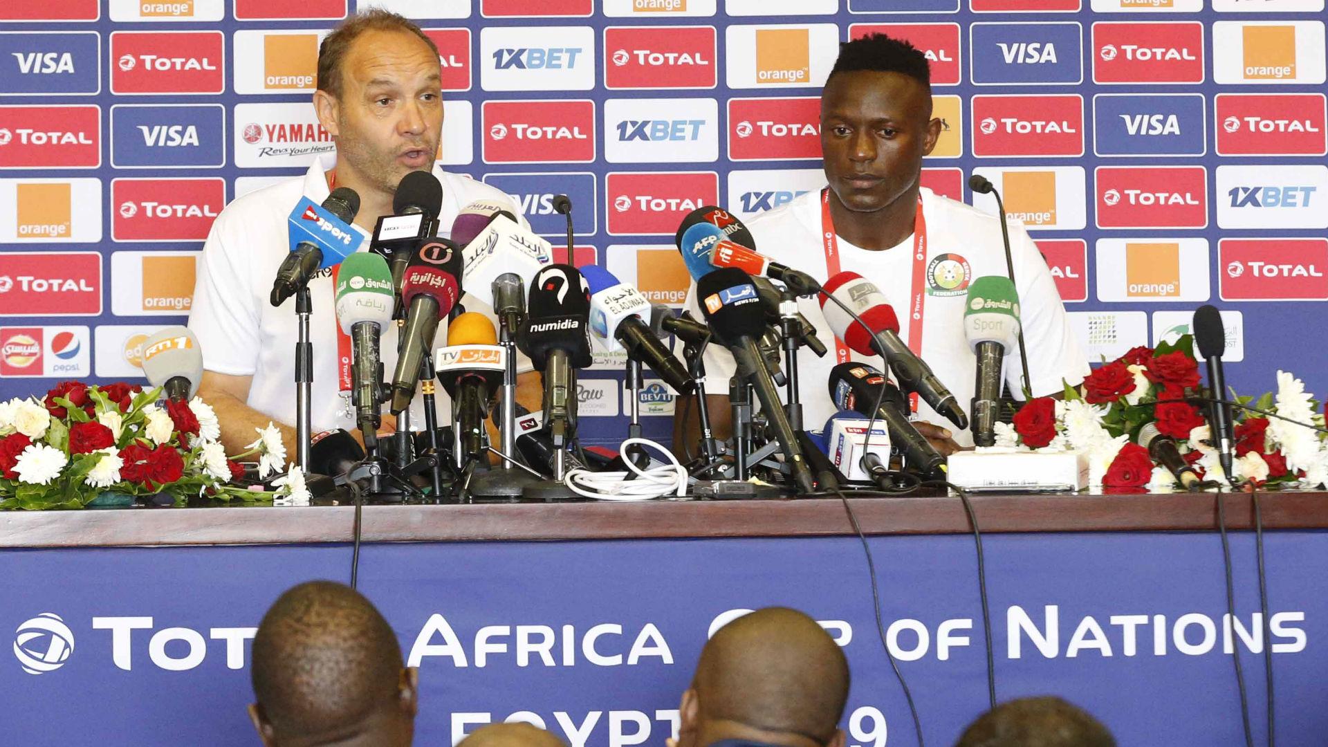 Afcon 2019: Harambee Stars will fight hard against Algeria - Wanyama