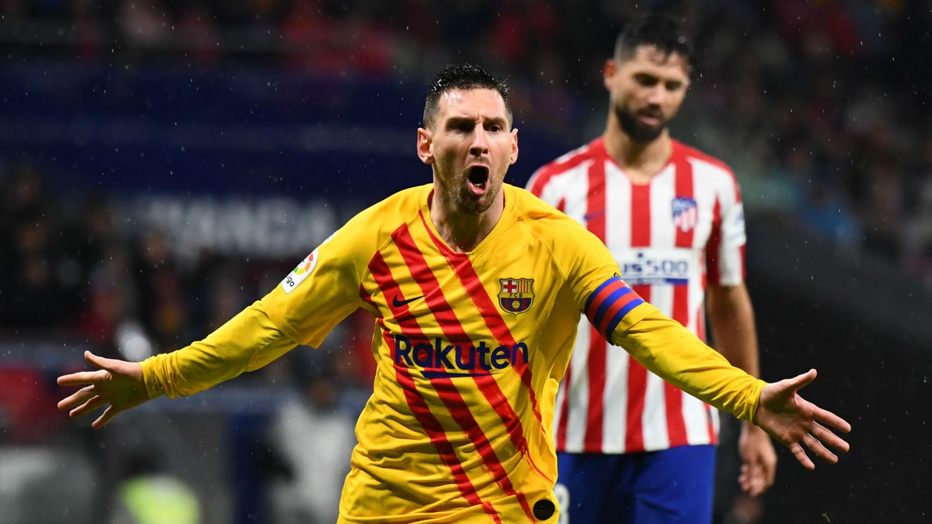 Lionel Messi completes La Liga's stadium puzzle