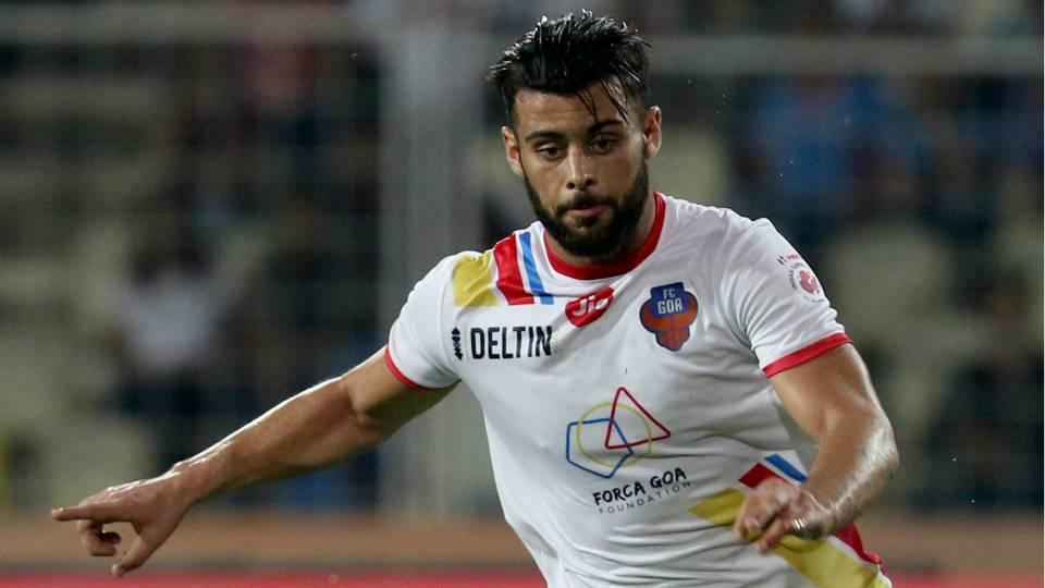 Hugo Boumous FC Goa ISL 4