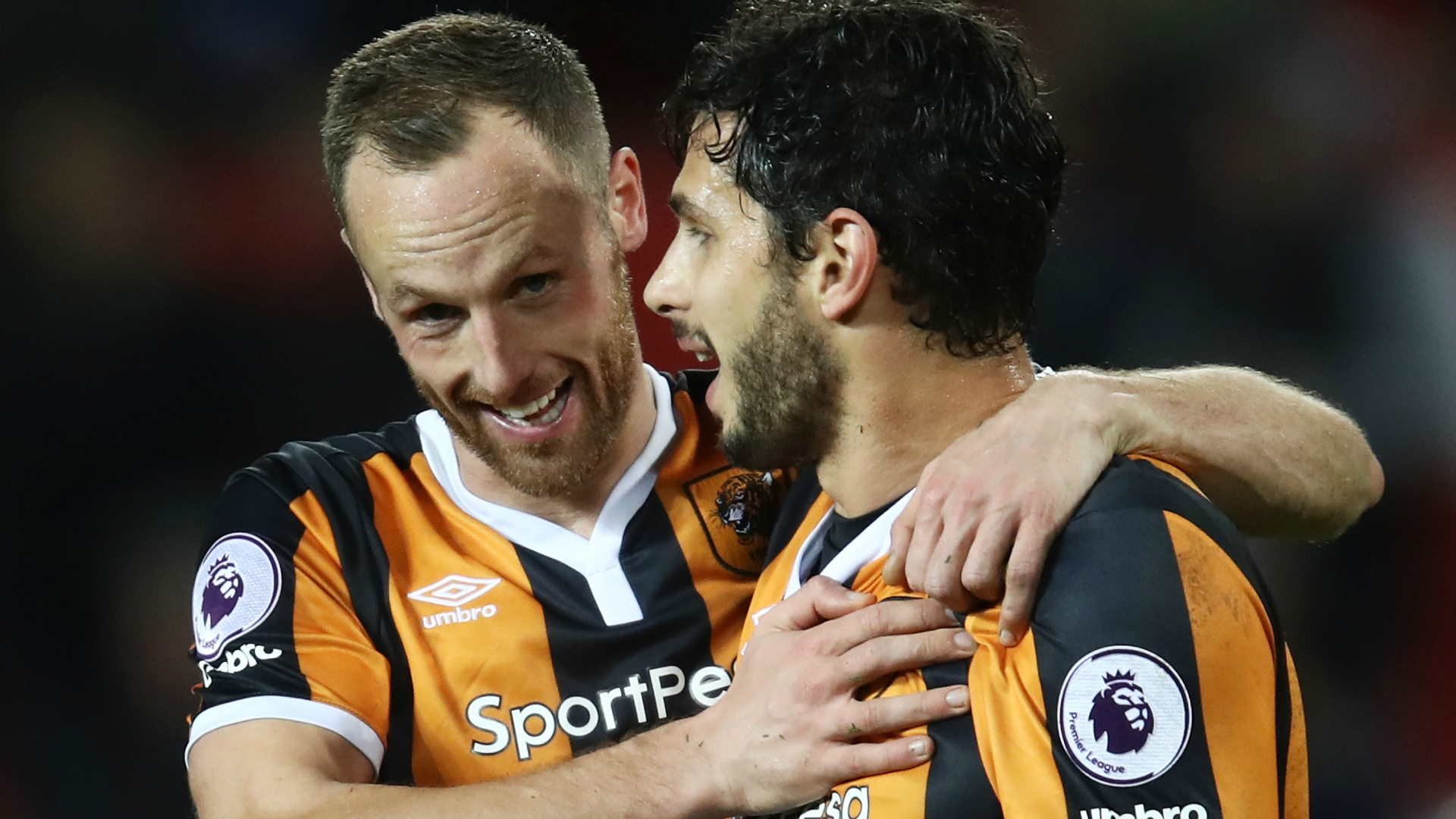 Meyler Ranocchia Hull Premier League