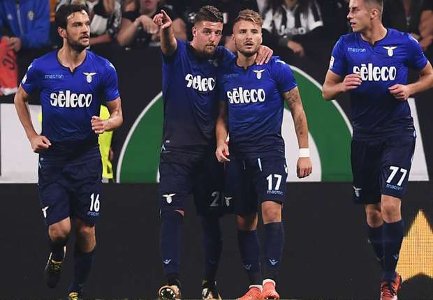 Mandžukić odigrao je svih 90 minuta kao lijevo krilo, dok Pjanić zbog ozljede nije konkurirao, Lulić je za Lazio igrao do 84. minute