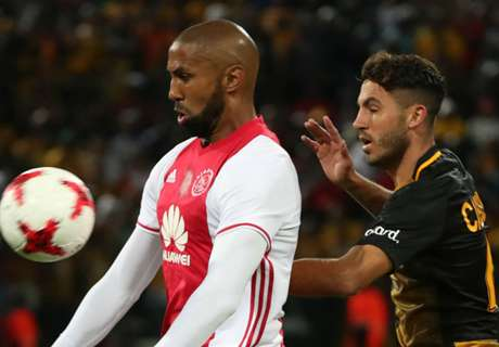 Chiefs pegged back by Ajax